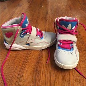 Women's Adidas Hi-Top Shoes